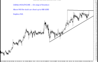 Cadilla Healthcare – On verge of Breakout –