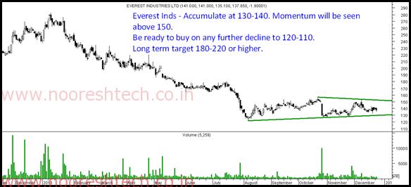 Everest Inds - Long Term