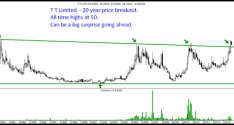 Interesting Small Cap Company – T T Limited