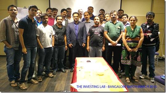 Investing lab- Bangalore