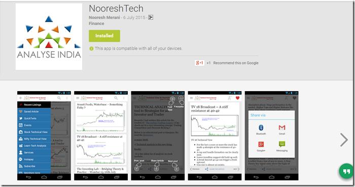 Android App - Nooreshtech