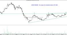 Careful of False Moves–Tata Chemicals, IFB Inds, Force Motors, Deccan Cements, Apex Frozen